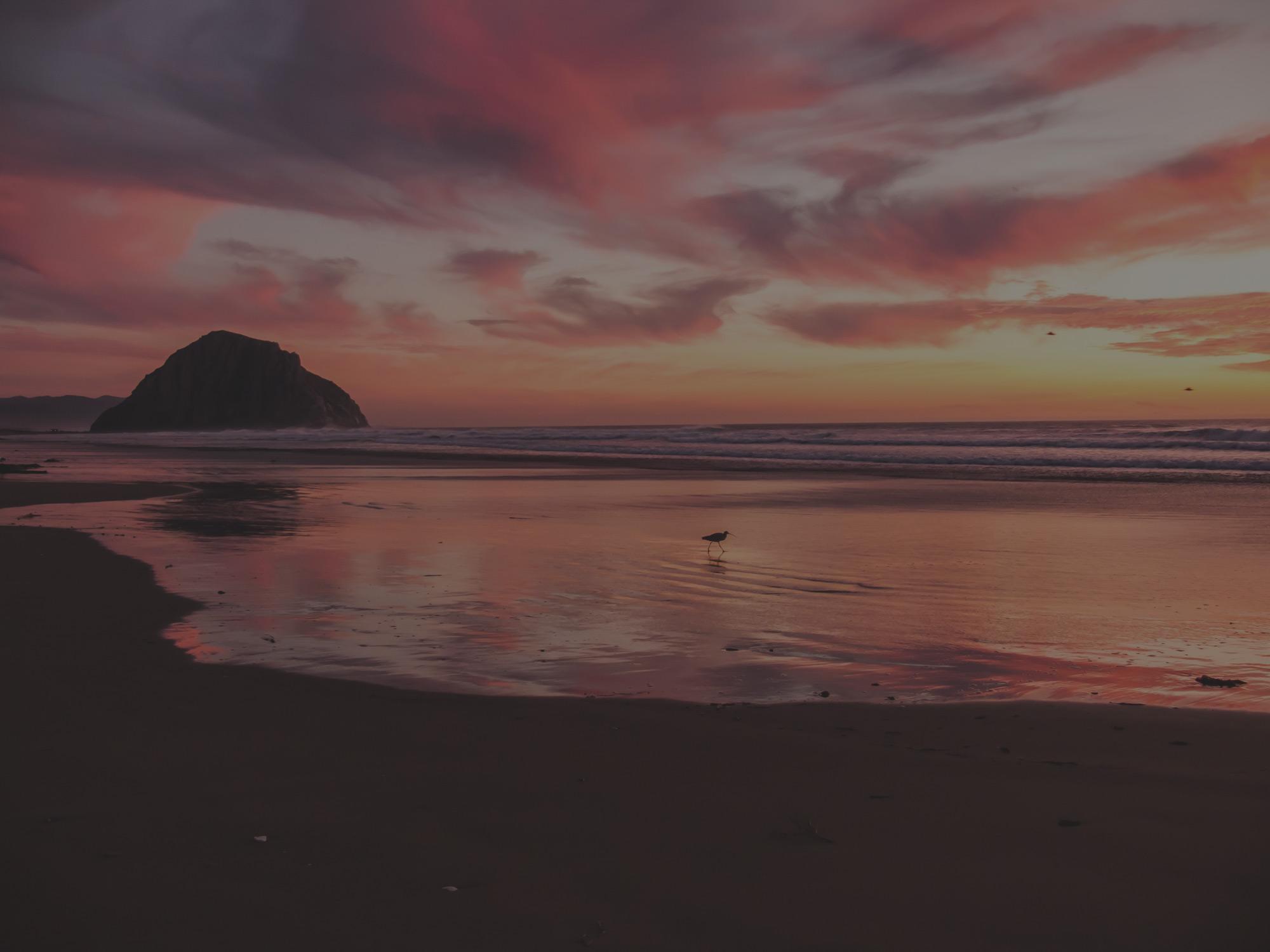 sunset-background